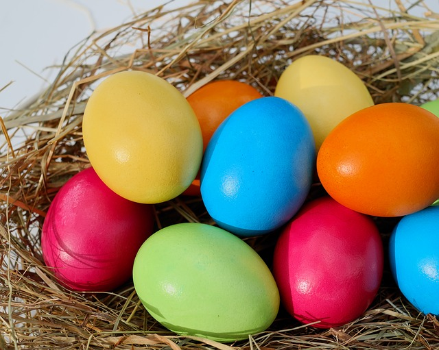 Aké farby vajíčok sú na tento rok v móde?