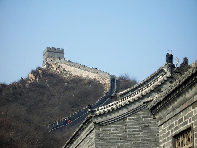 čínská zeď