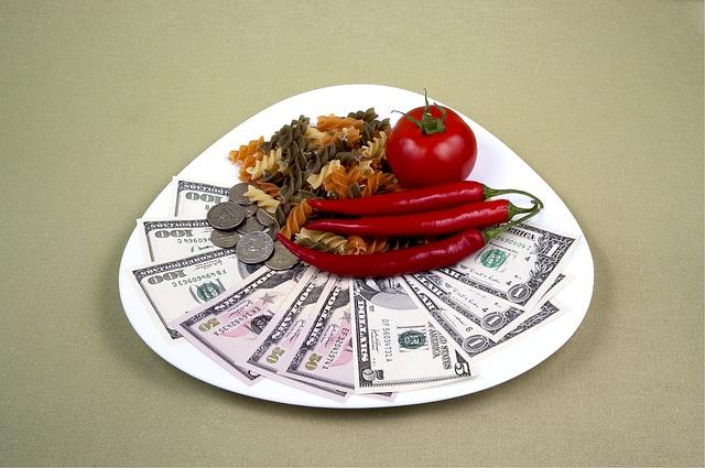 peniaze a jedlo na tanieri.jpg