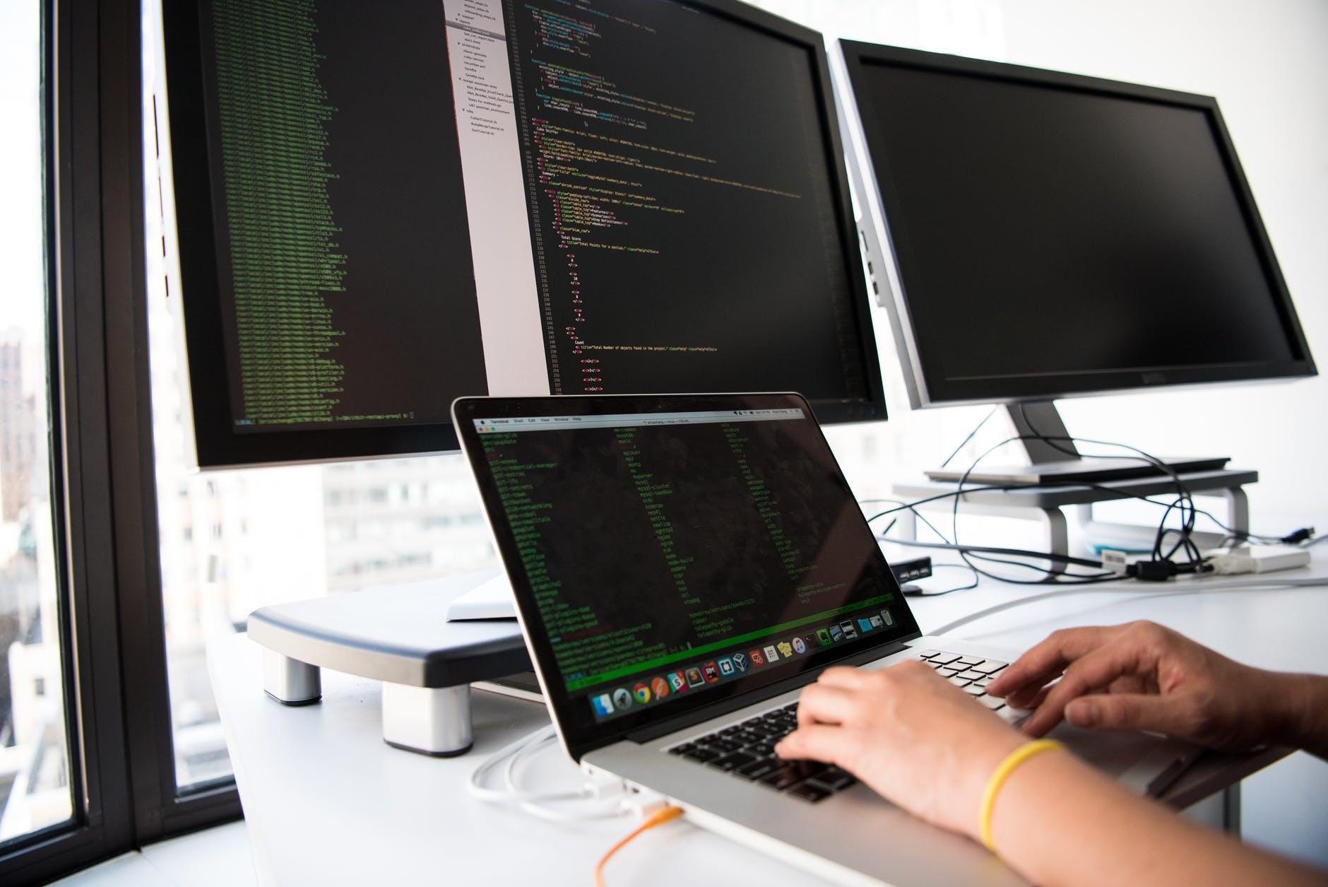 programovanie, počítač
